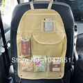 Car Cooler Bag Seat Organizer Multi Pocket Arrangement Bag Back Seat Chair Car Styling car Seat Cover Organiser