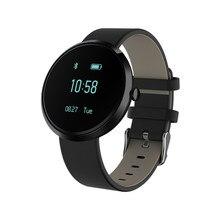 V06 OLED умный Браслет артериального давления трекер сердечного ритма аллергия алкоголь монитор Смарт часы фитнес-браслет для iOS и Android