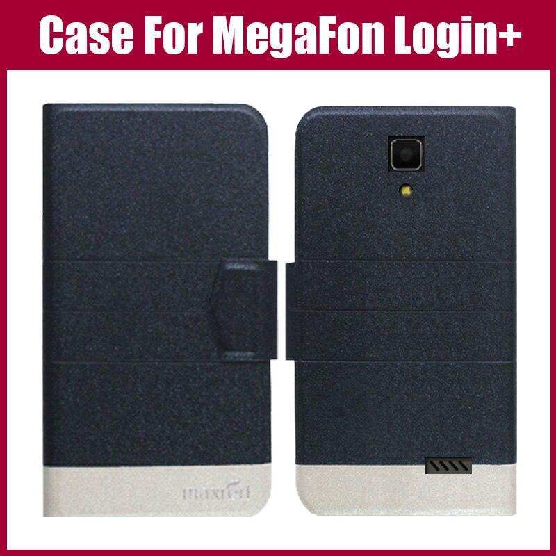 Hot Sale! MegaFon Login+ Case High Quality 5 Colors Fashion