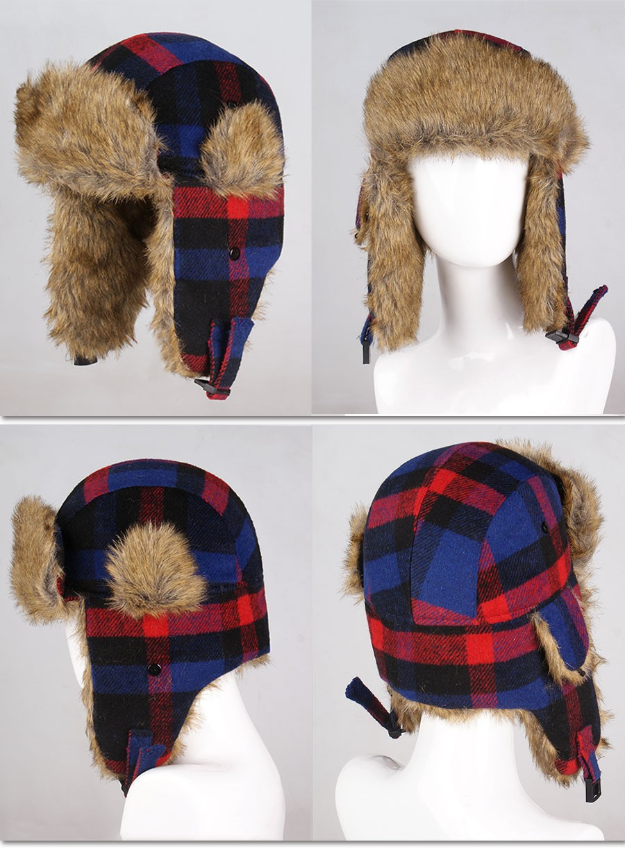 7a0a412eab9 HTB1dOtcNXXXXXXKXpXXq6xXFXXXD Wholesale Hot Sale Bomber Hats Ushanka  Russian Hat Fur Winter Hats sports snow outdoor aviator