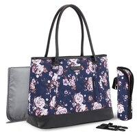 CoolBell многофункциональная Мумия сумка Детская сумка для подгузников с изолированными карманами легкая сумка для подгузников Сумка включае...