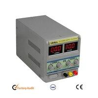 YIHUA 3010D 30 в 10A прямые регулируемый ток лаборатория паяльной станции Питание