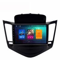 9 Android 8,0 для Chevrolet Cruze 2008 2015 Автомобильный gps плеер стерео с восьмиядерным 4 Гб оперативной памяти авто радио мультимедиа gps NAVI 4 г LTE