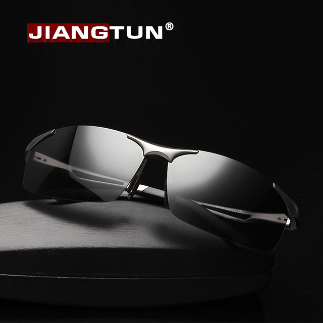 JIANGTUN 2017 Promotion New Polarized Sunglasses Design Brand Summer Style Polarizing Glasses Sun Eyewear Gafas De Sol Hombre