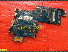 Original integrated motherboard FOR TOSHIBA L875D LAPTOP MAINBOARD WITH CPU H000042190 100% Test ok