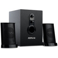 Notebook computer audio multimedia speaker 2.1 bass sound box