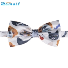 Womail Good Deal Hot Sale Men's Accessories Classic Tuxedo Bowtie Wedding Party Butterfly Ties 1pc