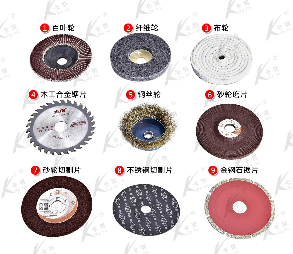Free Shipping Angle Grinder Dedicated Polished Marble