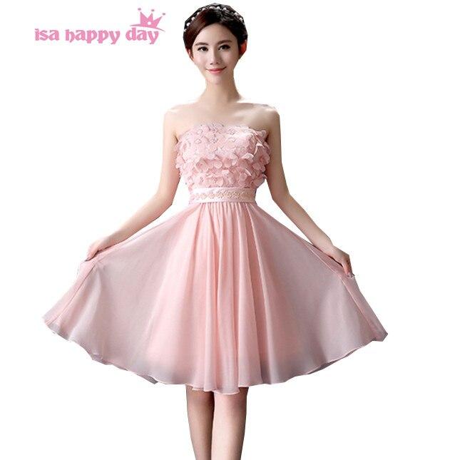 Tienda Online Encaje Top adolescente estilo multi elegante dama rosa ...