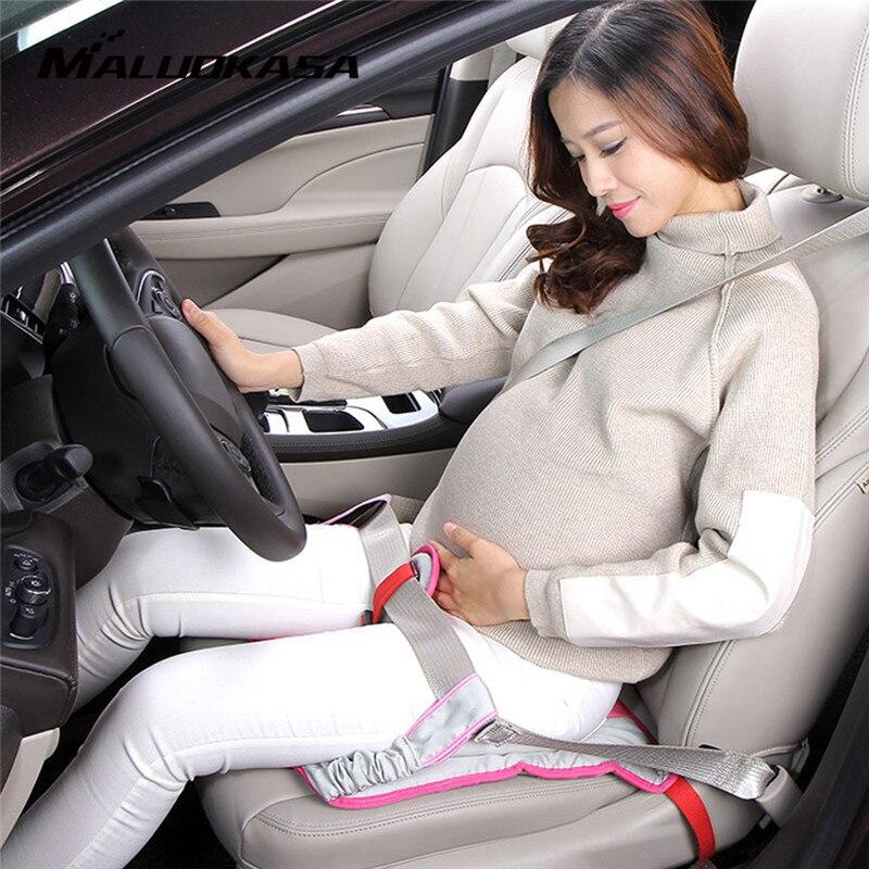 Bump Belt Maternity Car Seat Belt Adjustable Safety Pregnant Woman Seatbelt New