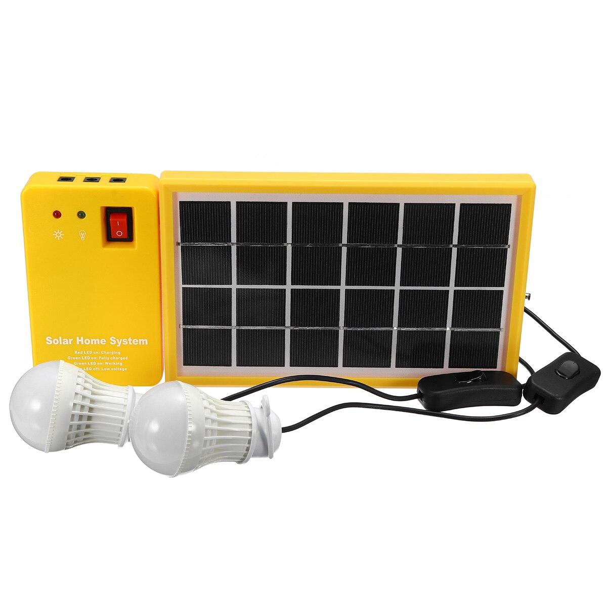 3 lampadas led painel de energia solar 03