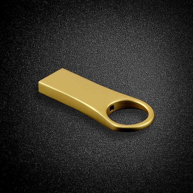 2016 Novo Design de USB 2.0 64 GB Memory Stick Flash Drive Pen Disk Digital U Disco De Armazenamento Presente Venda