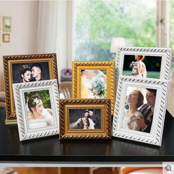 Wedding photo frame, wedding decorative items, wood materials