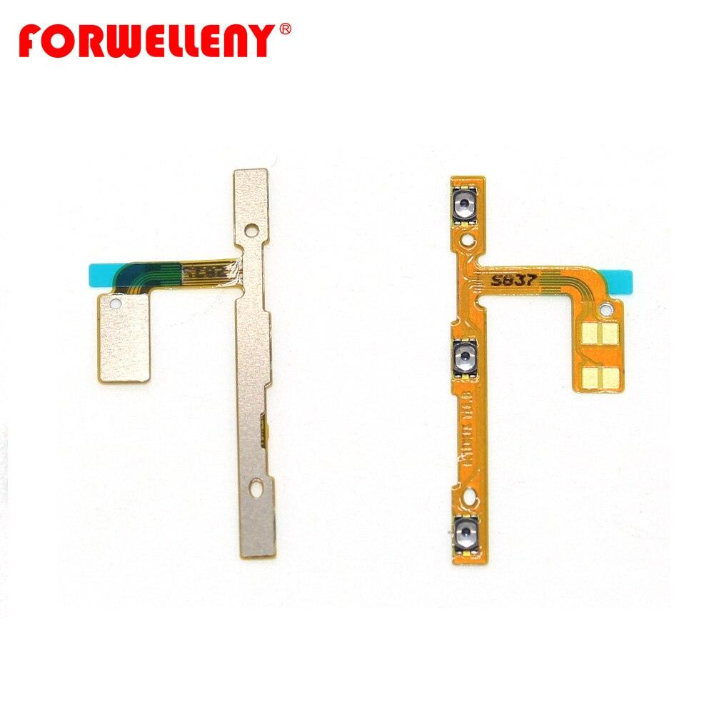 Cable de la flexión del Huawei Mate 10 lite apagado en volumen