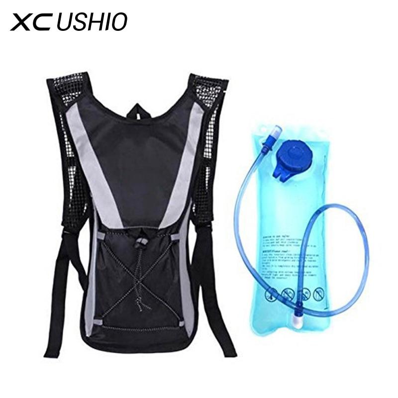 6b494531800d 5 литров, уличный велосипедный рюкзак-гидратор для путешествия в горы, бег,  велогидратор - рюкзак, рюкзак для воды во время пеших прогулок, ...