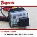 Para Mazda CX-5 CX 5 CX5 2012 ~ 2017 sem fio de arame/Carro de Backup Câmera de Estacionamento/Invertendo Rear View Camera/HD CCD de Visão Noturna