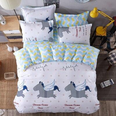 Bande de Bande dessinée Batman 3/4 pcs ensembles de literie/lit ensemble/literie pour enfants/linge de lit Couette couverture drap de Lit Taie D'oreiller, lits complet reine