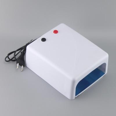 36W UV glue dryer LED light for repairing cell phone screen UV lamp/light36W UV glue dryer LED light for repairing cell phone screen UV lamp/light