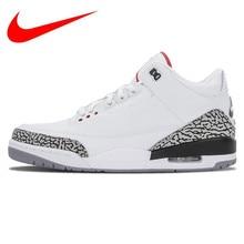 8add3ae31d4414 Nike AIR JORDAN 3 RETRO  88 AJ3 OG Joe 3 White Men s Basketball Shoes  Sneakers Sports