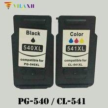 PG-540 CL-541 For Canon PG540 CL541 Pixma MX374 MX375 MX395 MG3155 MG3200 MG3255 MG3500 MG3550 MG4100 MG4150 MG4250 Printer цена в Москве и Питере