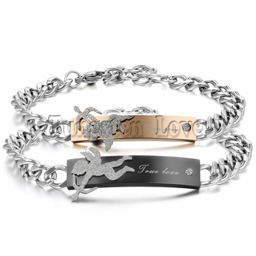 Popular Promise Bracelets for Couples-Buy Cheap Promise Bracelets ...