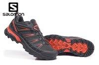 Оригинальный Salomon S-LAB черный SENSE M Мужская обувь уличные беговые кроссовки на шнуровке спортивная обувь фехтование дышащие кроссовки