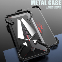 ADKO For ZTE Nubia Red Magic Mars Game Phone Case Shockproof Metal Aluminum Armor Cover For ZTE Nubia Red Magic Case цена 2017