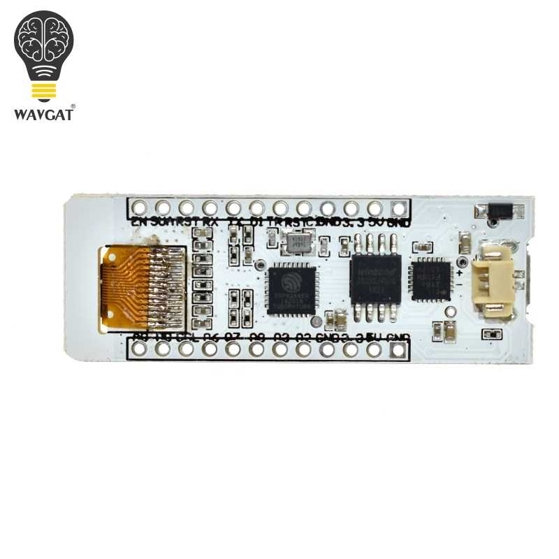 Detail Feedback Questions about WAVGAT ESP8266 WIFI Chip 0 91 inch