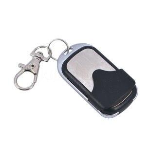 Image 2 - Kebidu 433MHZ אלחוטי מוסך שלט רחוק למידה קוד לשכפל מפתח Fob שיבוט שער מוסך דלת רכב שער מפתח