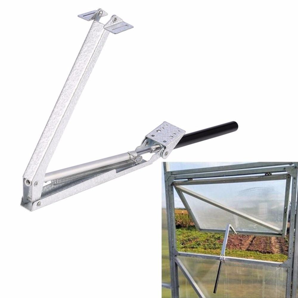 Automatische Venster Opener Solar Warmte Gevoelige Automatische Thermo Kas Vent Window Opener Maximale 45 cm Windows Opening