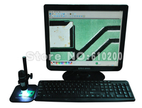 Free Shipping 50 500X USB Digital Microscope Holder 8LED 2MP For Phone Repair Computer Motherboard PCB