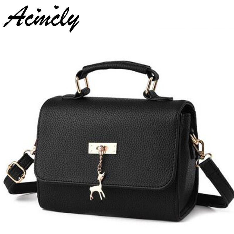 Luxury Women Messenger Bags 2018 PU Leather Women Handbags Hot Women Shoulder Bags Famous Brands Female Tote Bag Bolsas C2055/o punk rivet handbags women bags designer brands shoulder bags chain messenger bag clothes shape black tote bolsas femininas a0337