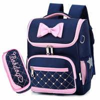 f51e6876db82 Детские школьные сумки детские рюкзаки для девочек непромокаемый Рюкзак  основной школьный рюкзак Mochila Bookbag большой и