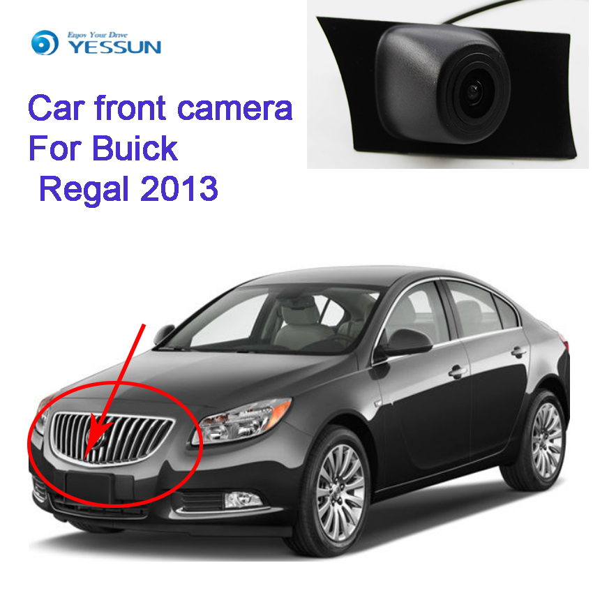 2013 Buicks: YESSUN CCD HD Car Front View Hd Camera For Buick Regal