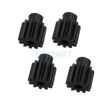 4pcs Small Gear for XS809 XS809HC XS809HW XS809W Foldable RC Drone Helicopter Airplane Quadcopter Spare Parts