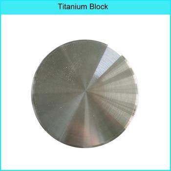 Dental Titanium blanks/block Gr.5 98mm dental cadcam Metal blanks for open CADCAM system lab use - sale item Oral Hygiene