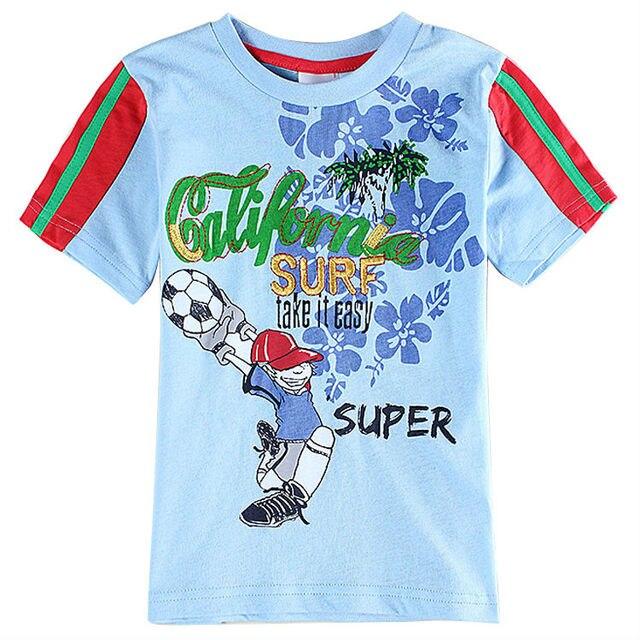 Розничная 2y / 6y мальчиков одежда лето дети футболка для мальчика майка Novatx брендов дети майка мода мальчиков одежда C6072