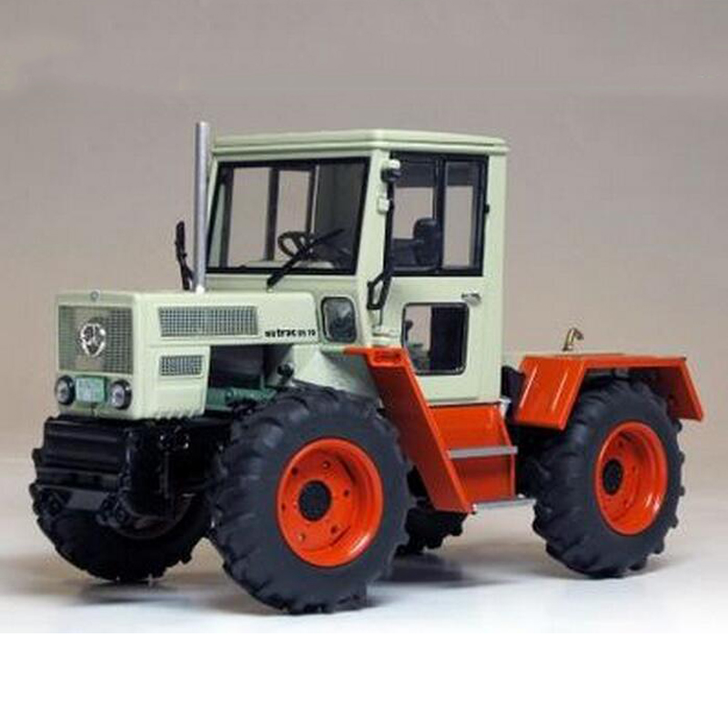 1/32 scale Original Weise-toys Metal Alloy 1037 MB-trac 1400 turbo Tractor Excavator Agricultural Machinery Model boys Toys