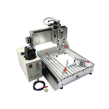 USB/Parallel port CNC 3040 Router Engraver 1.5KW CNC Spindle Ball Screw CNC Milling Machine for Metal Woodworking