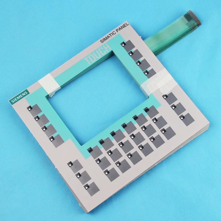 New OP177B 6AV6642 0DA01 1AX1 Membrane Keypad 6AV6 642 0DA01 1AX1 Keypad Film  цены