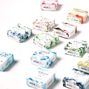 Image 3 - 24 個/1 セット和紙テープセットロットマスキングテープ日本かわいい粘着レースヴィンテージ diy スクラップブッキング washitape ステッカー装飾