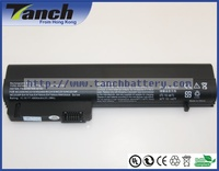 Laptop battery for HP COMPAQ HSTNN XB21 HSTNN XB22 EliteBook 2530p 2540p HSTNN DB22 404887 241 441675 001 10.8V 6 cell