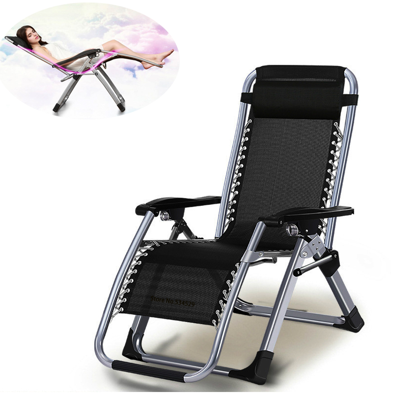 X13 Folding Beach Chair Lightweight Portable Outdoor Camping Chairs Office Lunch Backrest Lounge Chair