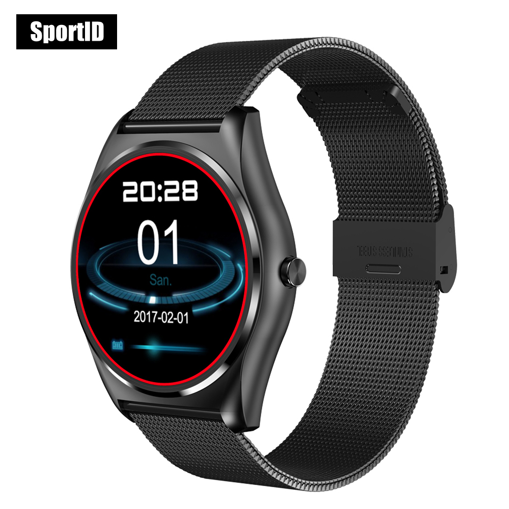 Smart Watch Men Woman Sports Bluetooth N3 Smartwatch Pedometer Calorie Sleep Heart Rate Monitor Fitness Tracker Bracelet Android leegoal bluetooth smart watch heart rate monitor reminder passometer sleep fitness tracker wrist smartwatch for ios android