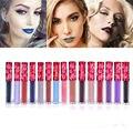 New Makeup Lip Gloss Matte Lipstick With Retail Waterproof Velvet Liquid Lips Nude Cashmere Cosmetics
