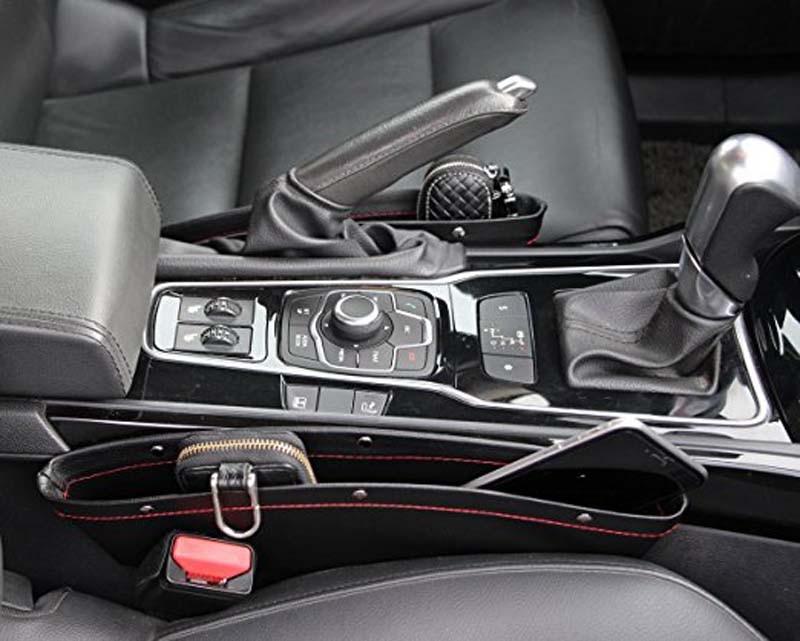 Car Storage Bag Box Seat Pocket Organizer Caddy Catcher Space