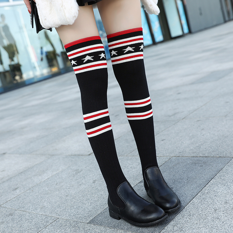 Luxury Brand Socks Boots Women Over The Knee High Boots Autumn Winter Knitted Shoes Long Thigh High Boots Elastic Slim fashion women boots knee high elastic slim autumn winter warm long thigh high knitted boots woman shoes or935432