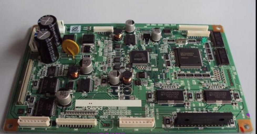 Original Roland SP-540 Servo Board roland rs 640 sj 540 fj 540 xj 540 l bearing rail block ssr15xw1uu 2320ly