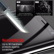 Rock Tempered Glass Protector for Samsung Galaxy Note 8