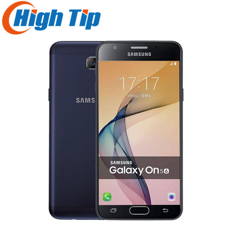 Original Samsung Galaxy On5 G5700 4G LTE Mobile phone 13 0MP Dual sim 3G RAM 32G